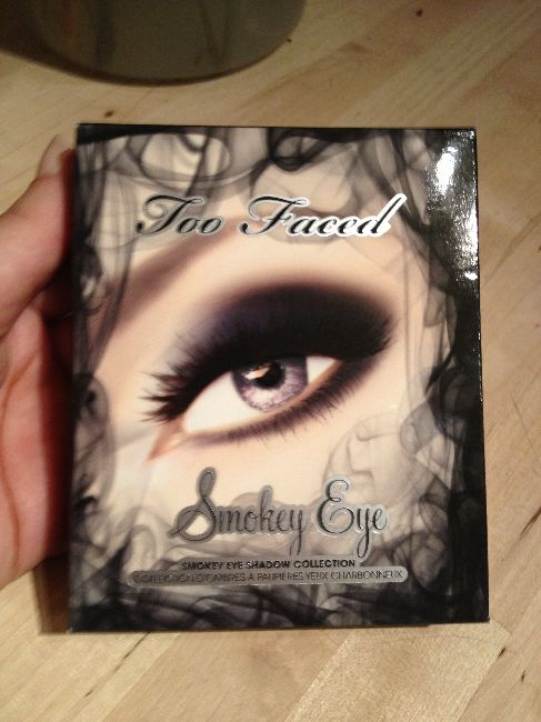 Too Faced Smokey Eyes