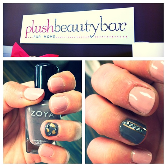 Plush Beauty Bar Nail Art