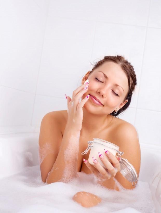 at home spa treatments