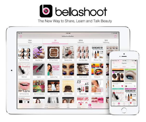 bellashoot for ipad iphone mybeautybunny