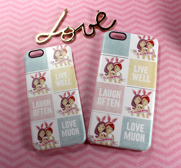 Casetify My Beauty Bunny phone case