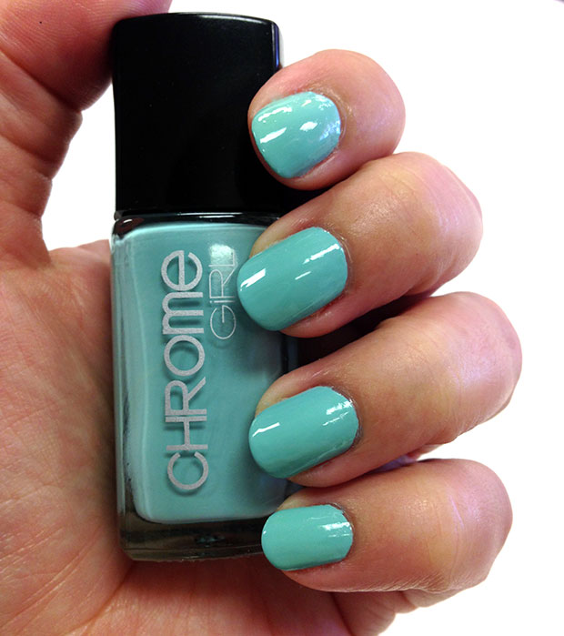 Chrome Girl I Scream Nail Polish