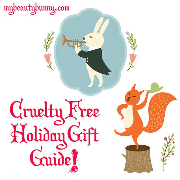 Cruelty Free Holiday Gift Guide