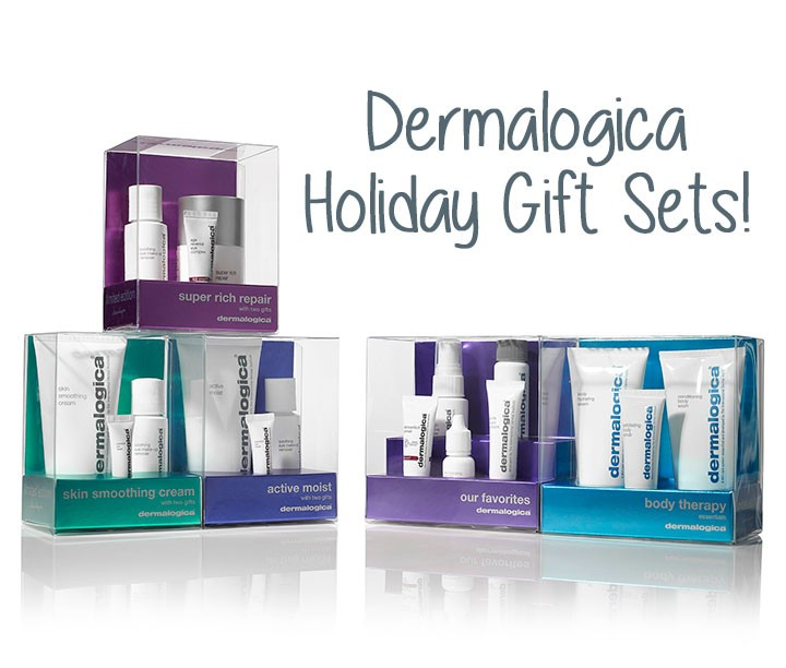 Dermalogica Holiday Gift Sets 2014