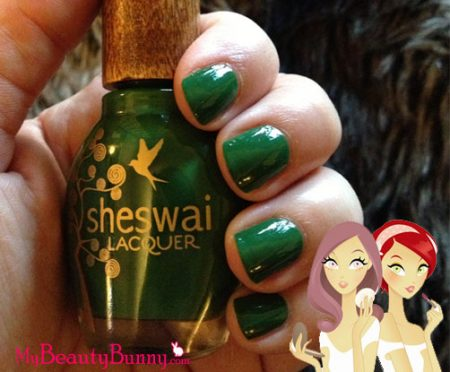 Sheswai Nail Polish Spring Colors