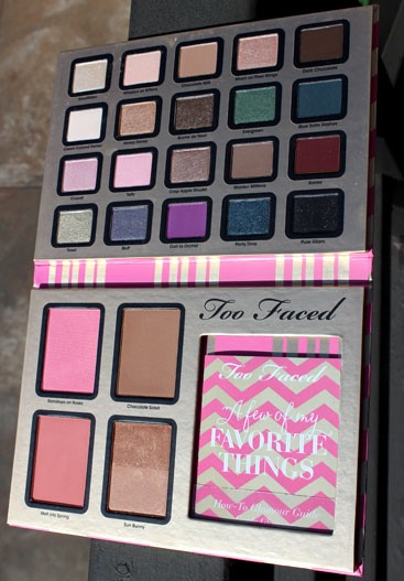 Too Faced Favorite Things Holiday 2013