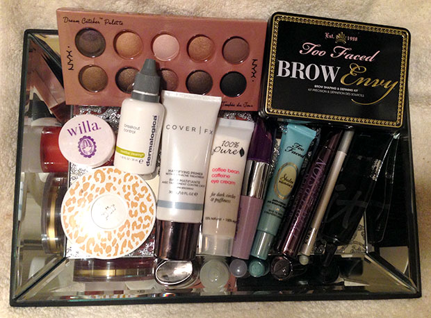 Makeup Look When You're Sick