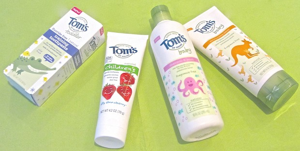 toms of maine baby care my beauty bunny