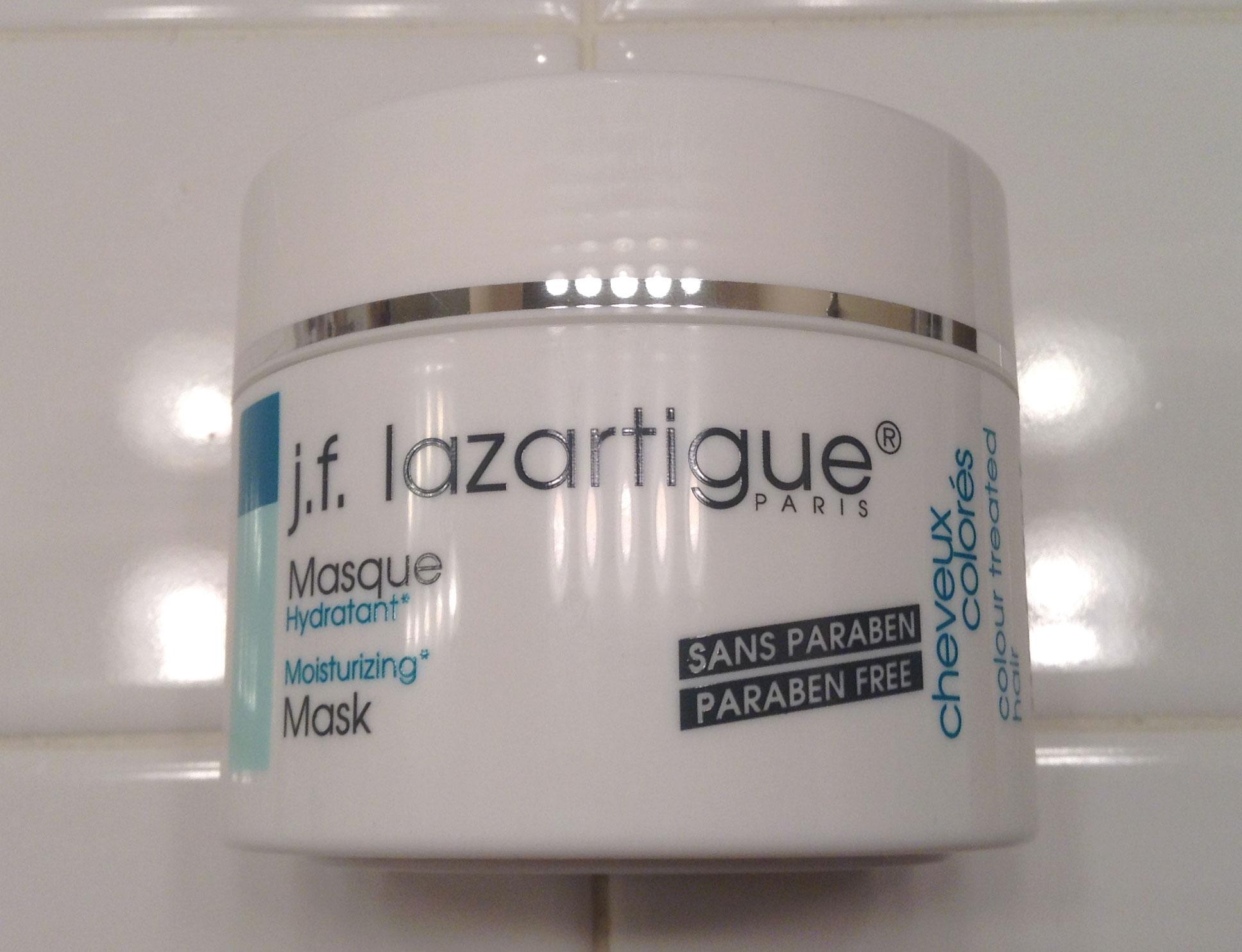 jflazartigue moisturizing mask mybeautybunny