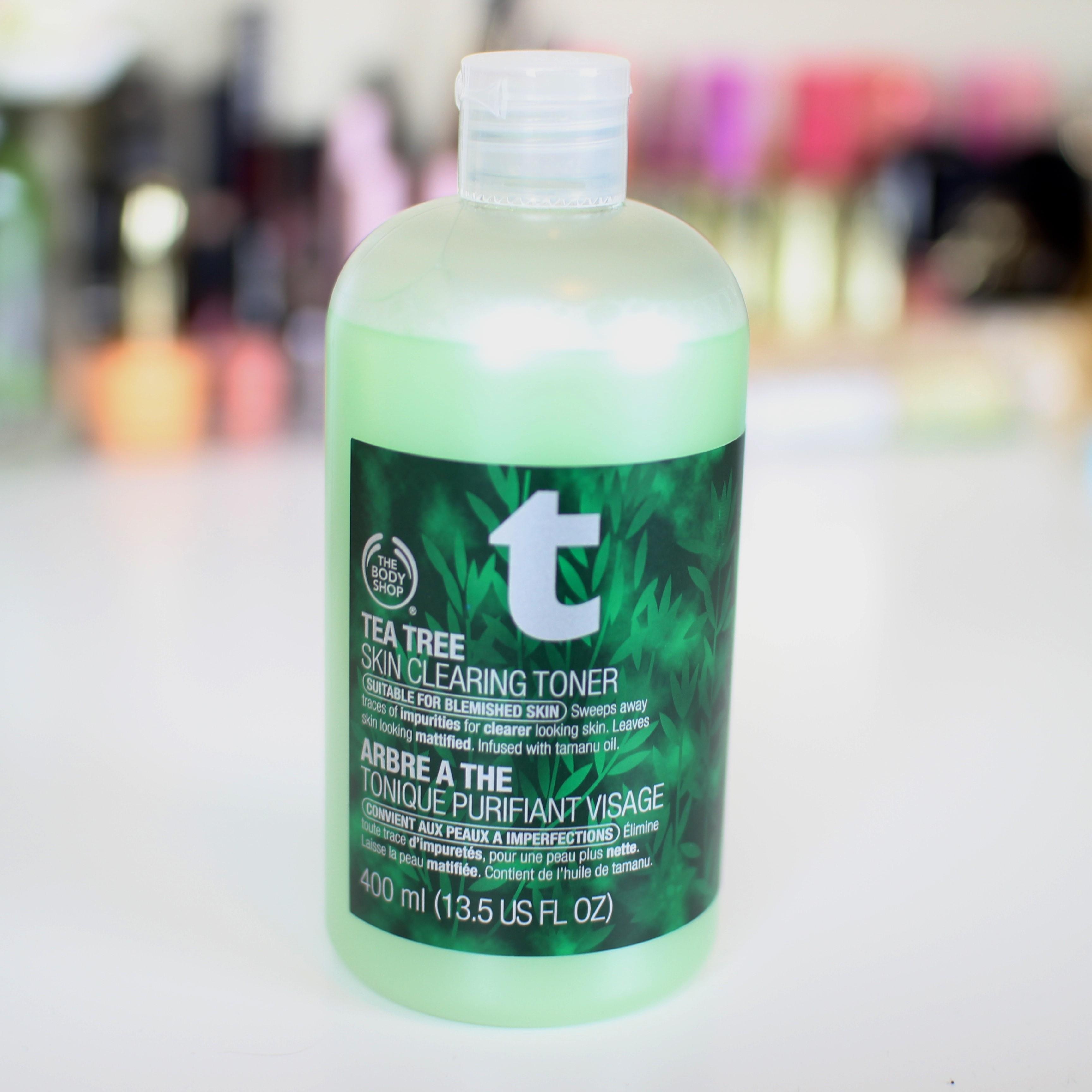 The Body Shop Tea Tree Oil Face Toner Hit Or Miss