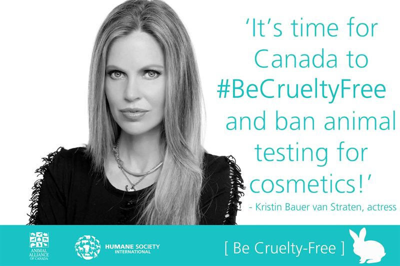 Kristin Bauer True Blood Cruelty Free