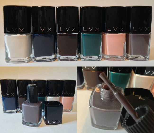 LVX Winter Nail Polish Trends