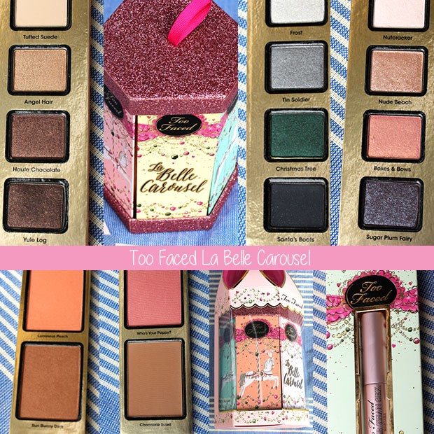 Too Faced La Belle Carousel Review