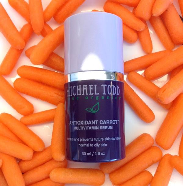 michael todd antioxidant carrot multivitamin serum my beauty bunny