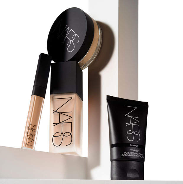 NARS Full Coverage Foundation The Polished Look Collection