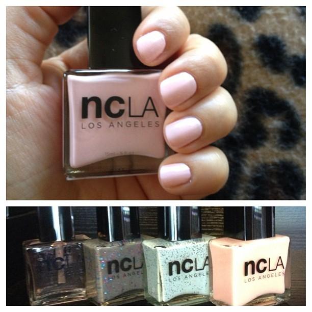 New NCLA Nail Polish
