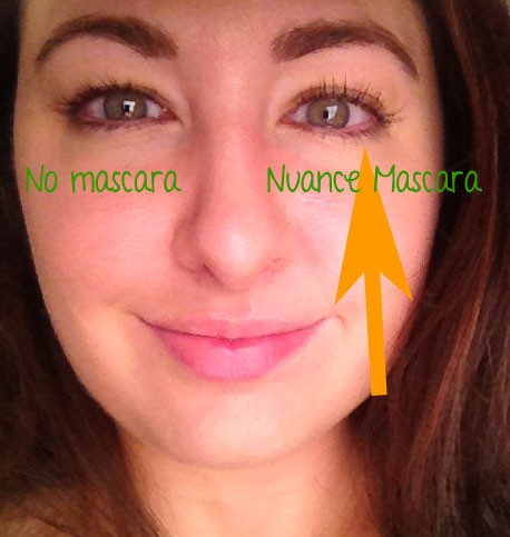 Nuance dupe for Cover Girl mascara