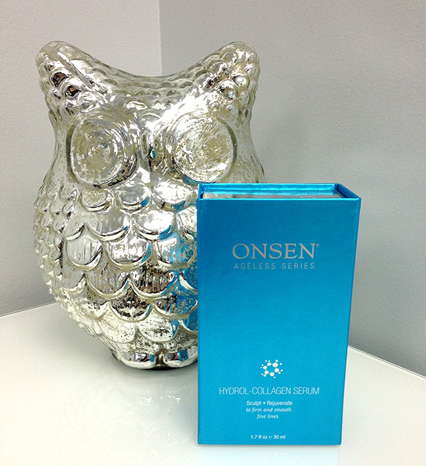 Onsen collagen serum