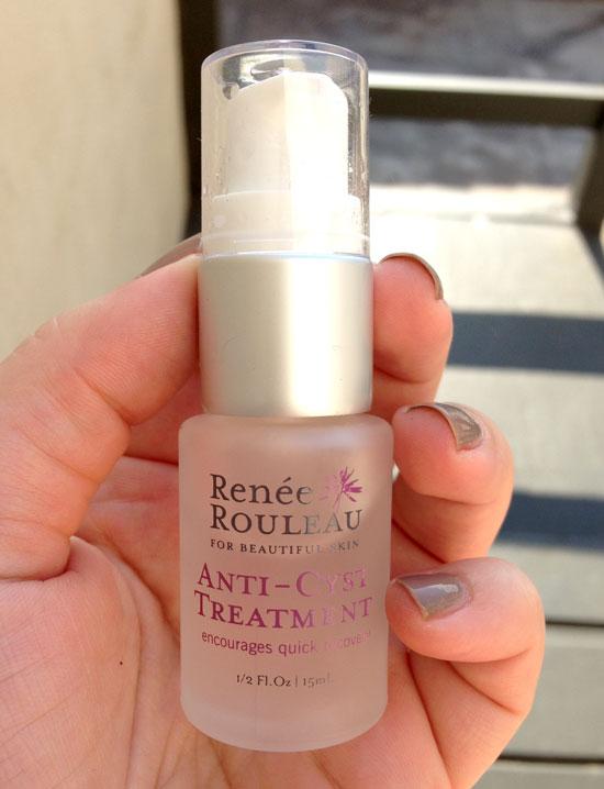 produits lush contre l'acné naturellement