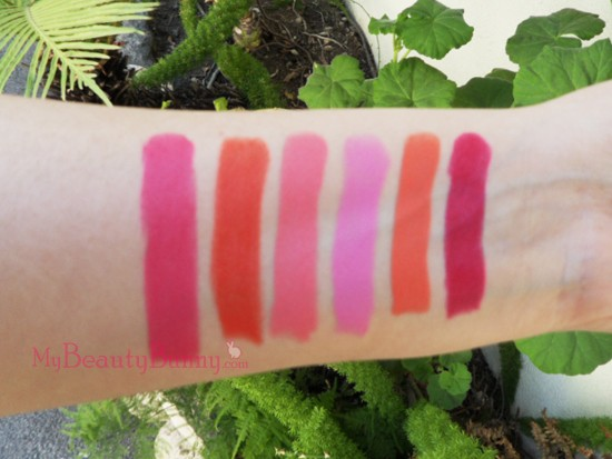 Wet N Wild lipstick