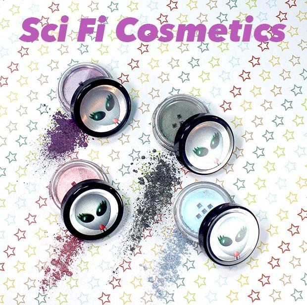 Sci Fi Cosmetics Vegan Makeup