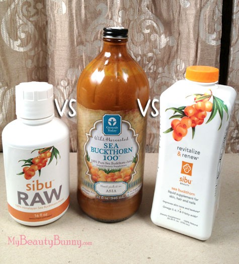 sea buckthorn juice review