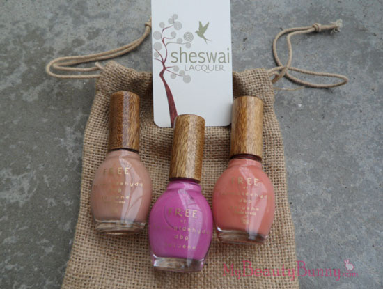 Sheswai Nail Lacquer