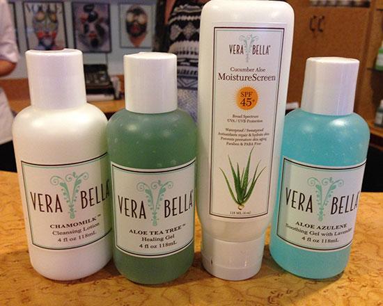 Vera Bella Cruelty free products