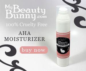vegan moisturizer