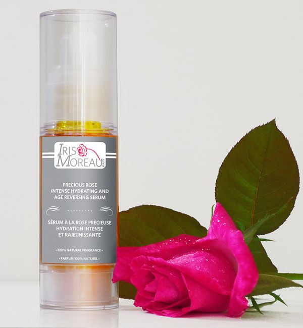 iris moreau rose serum 4 Rose Scented Beauty Products To Make You Happy