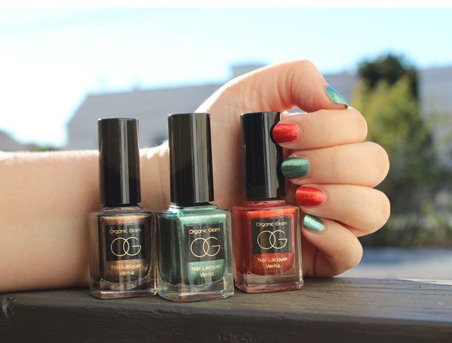 the organic pharmacy nail polish review