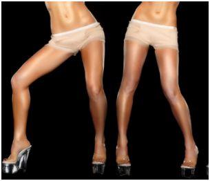 Prtty Peaushun Legs