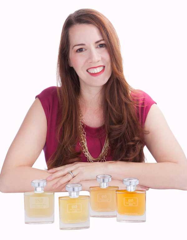 Tania Pure Natural Diva Perfumes