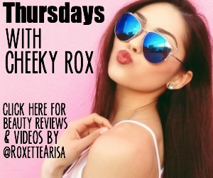 Thursdays with Cheeky Rox