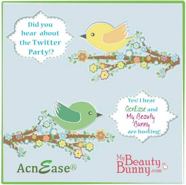 My Beauty Bunny Twitter Party